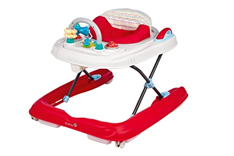 Safety 1st Happy Step - Andador, color rojo: Amazon.es: Bebé