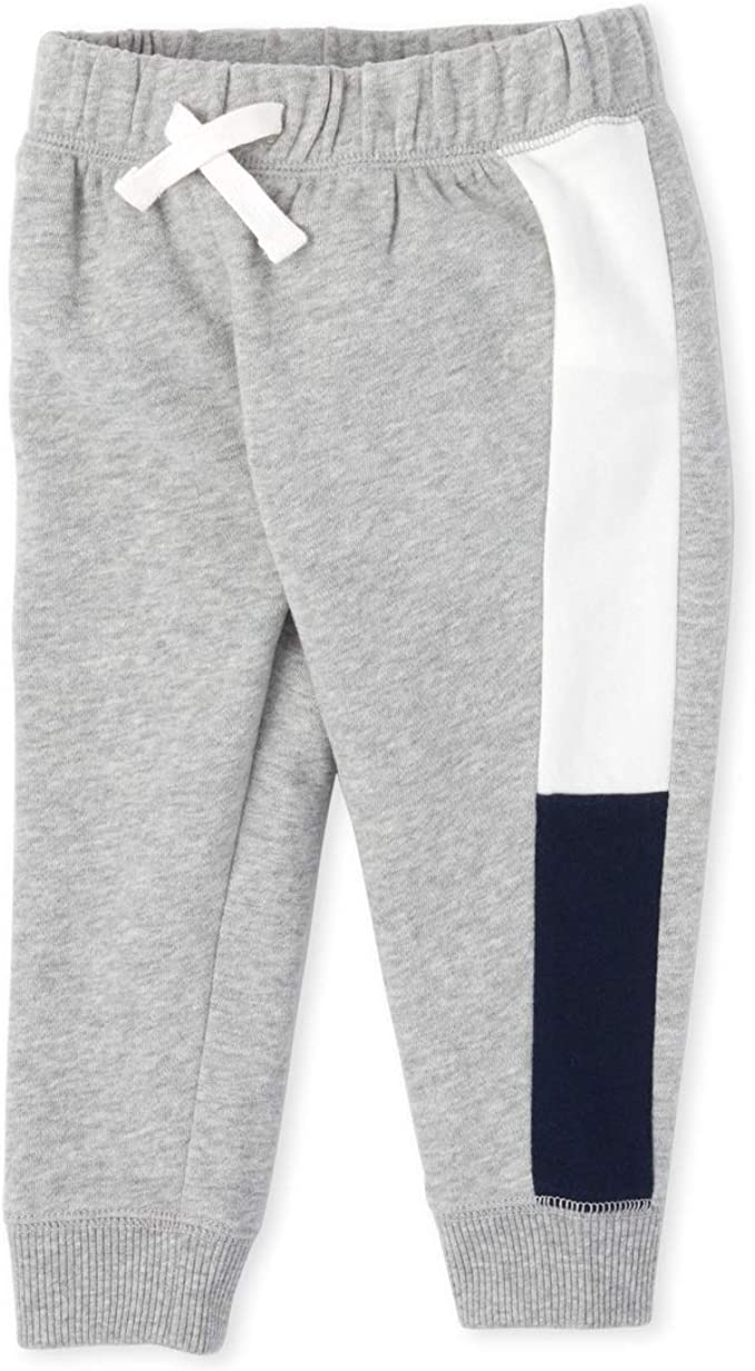 The Childrens Place Baby Boys Fleece Jogger