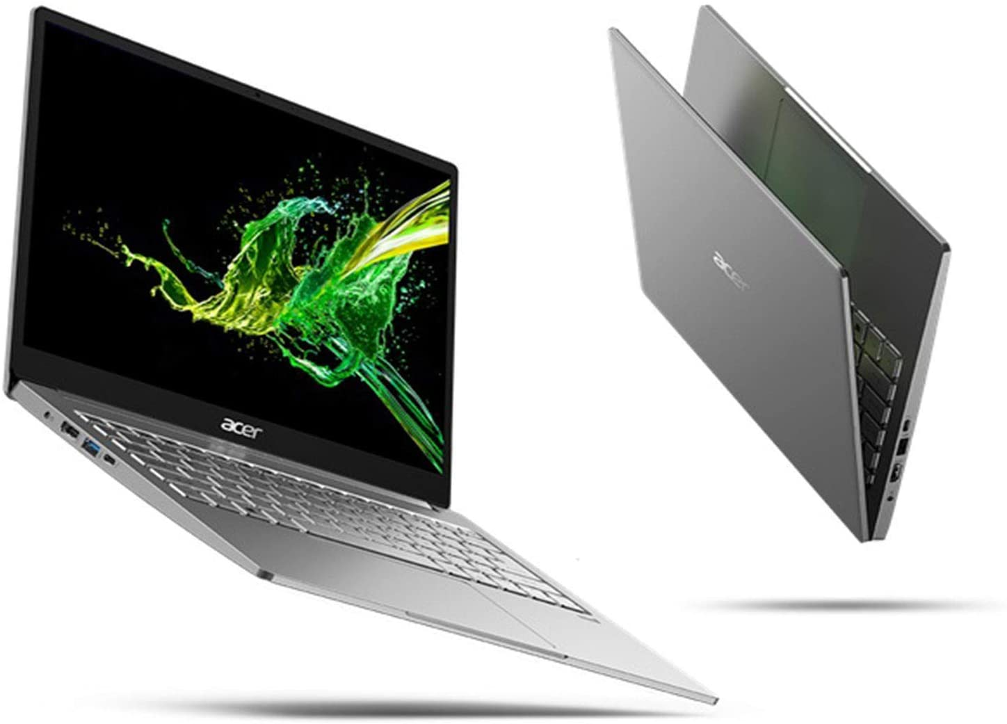 "Acer Swift 3 Thin & Light 13.5"" 2256 x 1504 IPS Display, 10th Gen Intel Core i7-1065G7, 16GB LPDDR4X, 1TB NVMe SSD, Wi-Fi 6, Fingerprint Reader, Back-lit Keyboard, SF313-52-79FS"