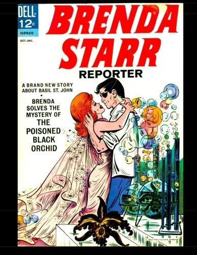 Brenda Starr Reporter #1: Brenda Starr, Reporter (Dell Publishing Co.)