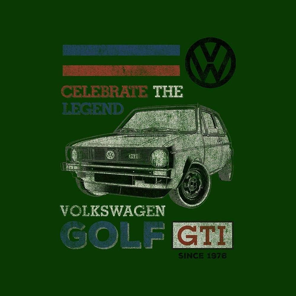 Volkswagen GTI Legend Mens T-Shirt