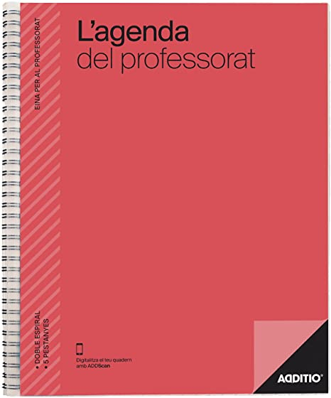 Amazon.com : additio P211 - Agenda for the Teachers Catalan ...