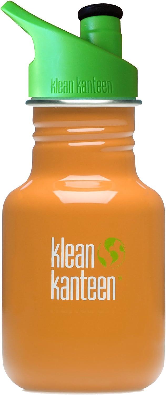 Klean Kanteen Kids Stainless Steel Bottle with 3.0 Sport Cap