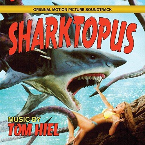 Sharktopus by Tom Heil