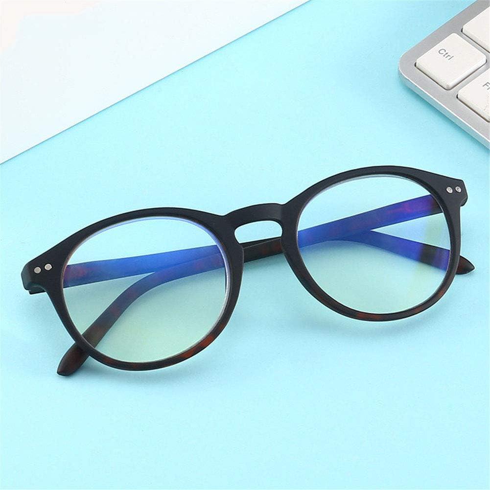 HHORD El Bloqueo De Luz Azul del Ordenador Gafas, Protección UV, Anti Fatiga Visual, Gafas De Equipo, La Protección Radiológica del Juego De Los Vidrios,A,350