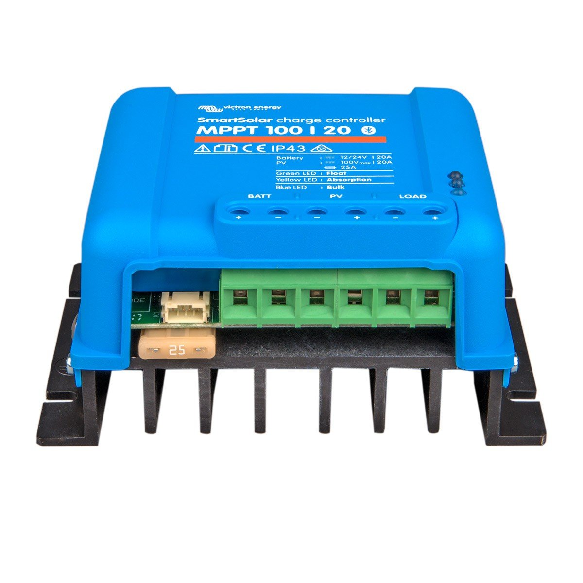 Victron SmartSolar MPPT 100/20 Solar Charge Controller 100V 20A with Bluetooth by Victron (Image #3)
