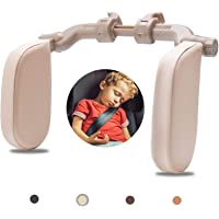 Rajvia Car Headrest Pillow, Car Pillow for Head and Neck Support, Sleeping Travel Car Seat Pillow, U Shaped Side Sleep…