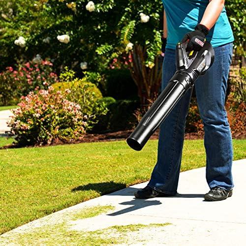 TACKLIFE-GLB01A-DC Aspirador-soplador: Amazon.es: Jardín