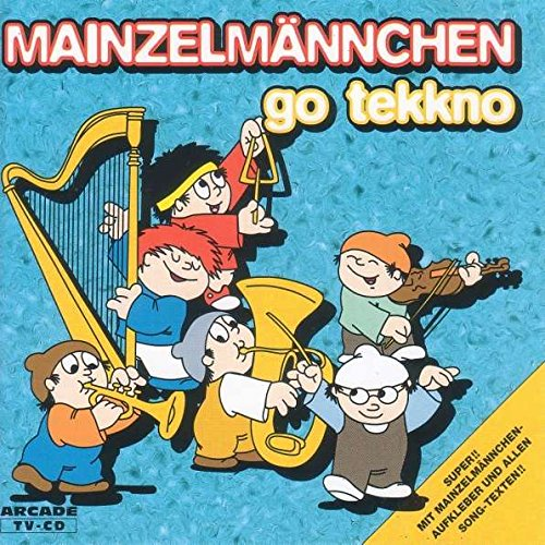 Mainzelmännchen - Go Tekkno - Arcade - 8800374