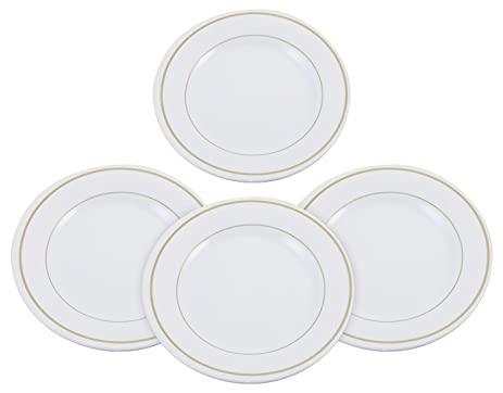 Set of 4 Melamine 9\u0026quot; Dinner Plates - Stain Chip and Break Resistant.  sc 1 st  Amazon.com & Amazon.com | Set of 4 Melamine 9"|463|362|?|fd4f828065a2454509aa22c66b119d6d|False|UNLIKELY|0.3513038754463196