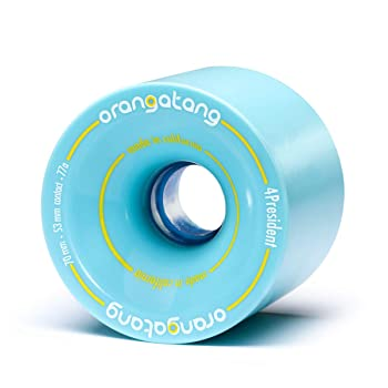Orangatang 4 President 70 mm Longboard Wheels