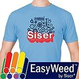 Siser EasyWeed Heat Transfer Vinyl HTV for T-Shirts