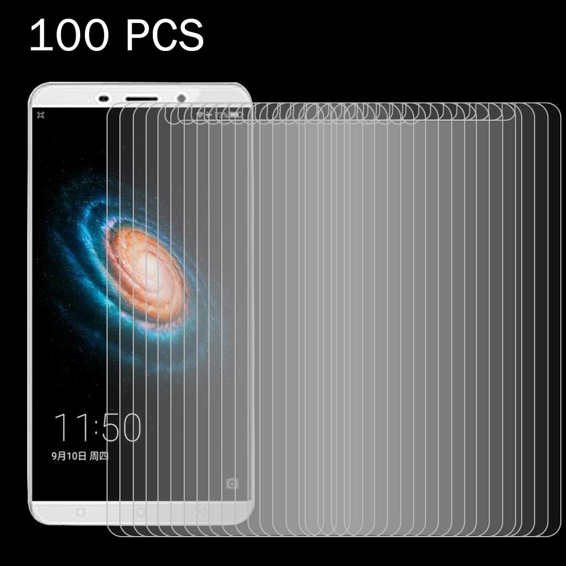 Color : Color1 Lihuoxiu Phone Screen Protectors for 360 QiKU Q1 6.0 inch 0.26mm 9H Surface Hardness 2.5D Explosion-Proof Tempered Glass Screen Film