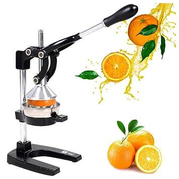 Compra Goplus mano prensa manual exprimidor de fruta exprimidor cítricos naranja limón nuevo en Amazon.es