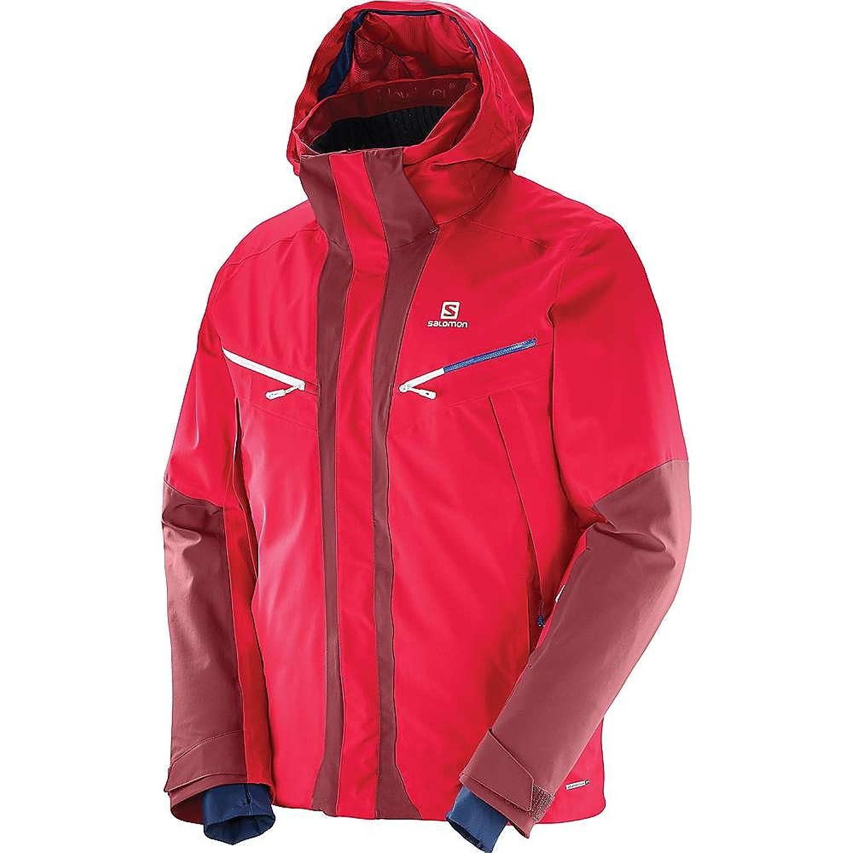 サロモン アウター ジャケットブルゾン Salomon Men's Icecool Jacket Barbados C 12b [並行輸入品] B076CM6JK1 XL