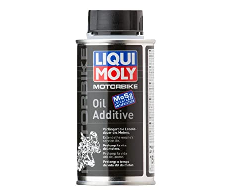 Oil Additive 125 ml Liqui moly-1580