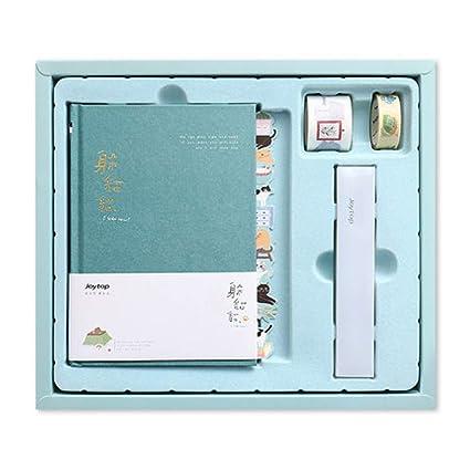 Papelería Libros de mano Gato escondido Cuaderno ...