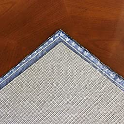 5 x 7 Anchor-Grip 22 ® Premium Non Slip Rug Pad - Felt and Rubber Area Rug Pad - Made in the USA