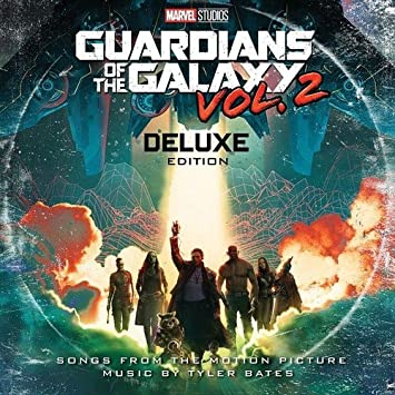 Guardians of the Galaxy, Vol  2 Songs From the Motion Picture