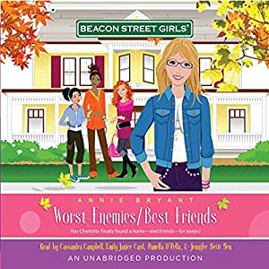 Worst Enemies/Best Friends Audiobook