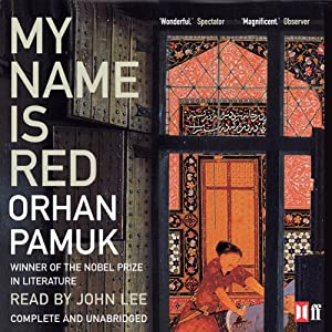 My Name Is Red Audiobook