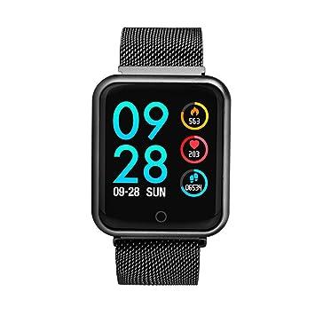 XUEYAN521 Rastreador de Actividad Women Waterproof Smart Watch ...
