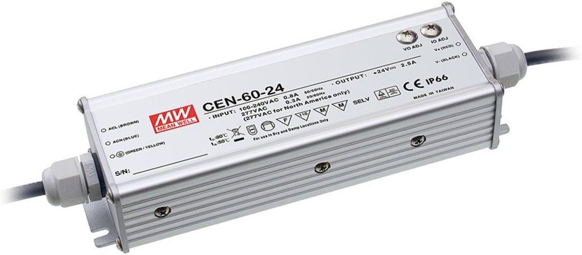 LED Power Supplies 62.1W 54V1.15A W//PFC LED Power Supply
