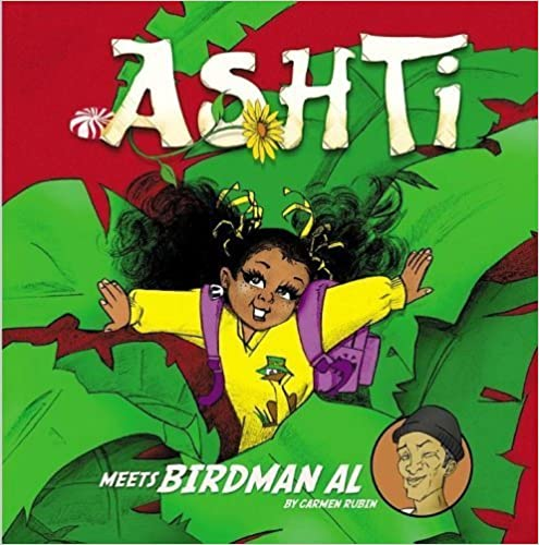 Ashti Meets Birdman Al by Carmen Rubin (2008-12-18)