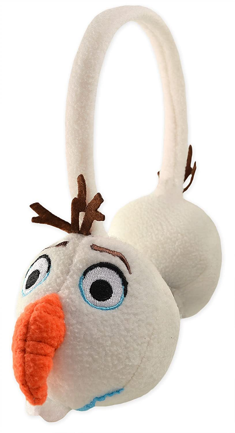 Bambini ufficiale Disney Frozen Olaf paraorecchie New Childrens Winter Ear Warmers o/s