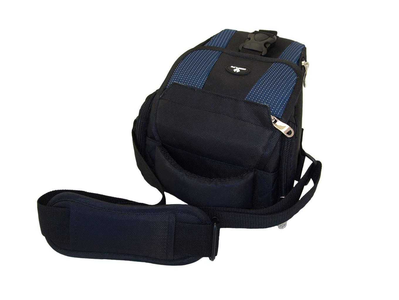FZ200 FZ2500 FX2000 Case4Life Black//Blue DSLR SLR Bridge Camera Case Bag for Panasonic Lumix DMC- Series inc G70 FZ72 DMC-FZ300 DMC-GH4 DMC-GH5 FZ62 DMC-FZ72EB-K FZ1000EB G85 G80