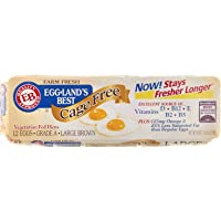 Eggland's Best, Large Cage Free Brown Eggs, 1 dozen