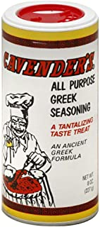 product image for Cavender's All Purpose Greek Seasoning, 2-8 oz containers