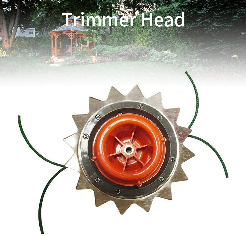 Amazon.com: Light-Ren Lawn Mower Trimmer Head,Trimmer Head ...