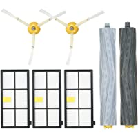 Goofly Pack of 7 Replacement Accessories Kit for iRobot Roomba 800 & 900 Series 805 860 861 864 866 870 880 890 891 894…