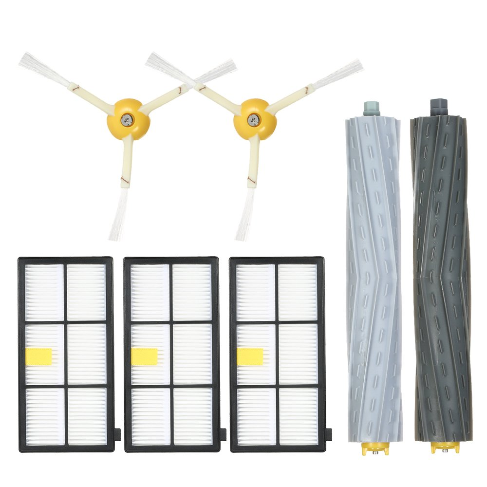 Brushes Filters For IRobot Roomba 800 900 Series 891 894 900 960 961 964 966 980