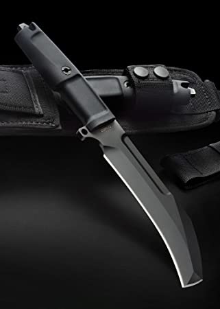 Extrema Ratio 04.1000.0442/BLK Fijo pie Cuchillo Protect ...
