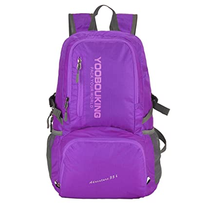 bcc16e6d32 Amazon.com   Schumarson Lightweight Packable Backpack