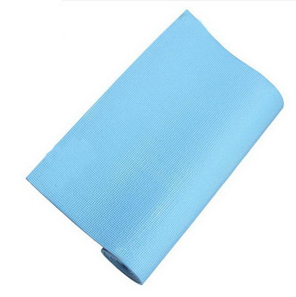 Amazon.com : Rubber Yoga Mat Eco Print Yoga Exercise Mat 6mm ...