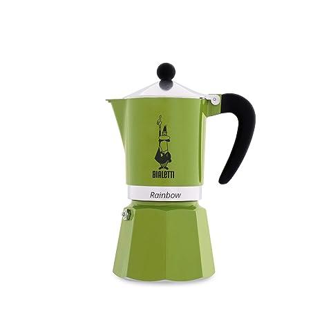 Amazon.com: Bialetti 4973 arco iris cafetera de espresso ...