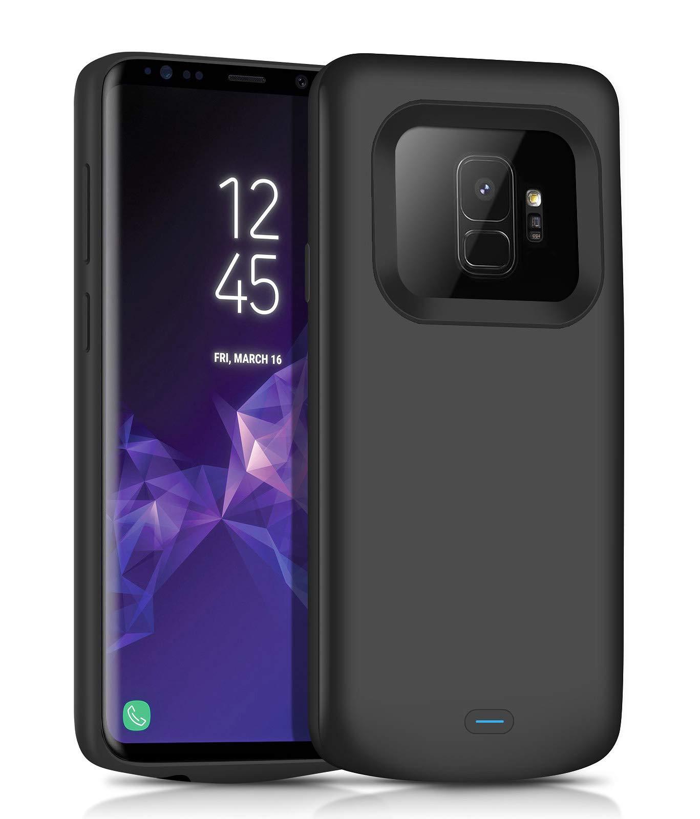 Funda Con Bateria de 4700mah para Samsung Galaxy S9 JUBOTY [7CNW9S8M]