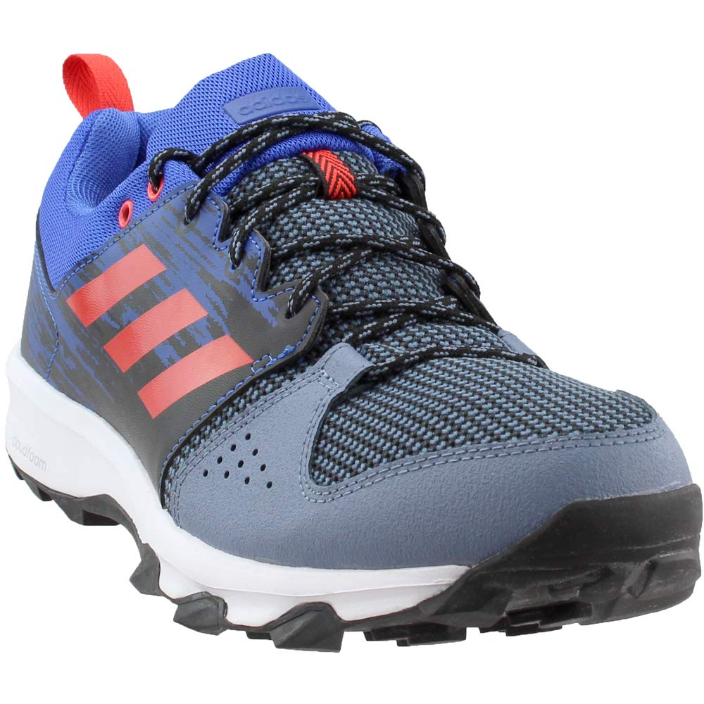 huge discount 31838 bf975 Galleon - Adidas Performance Mens Galaxy Trail M Running Shoe, Raw  SteelHi-Res RedHi-Res Blue, 10 M US