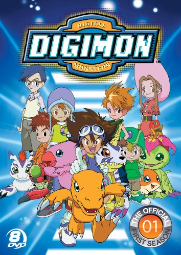 Digimon: Digital Monsters - The Official First Season by NEW VIDEO GROUP