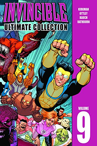 (Invincible: The Ultimate Collection Volume 9 (Invincible Ultimate Collection))