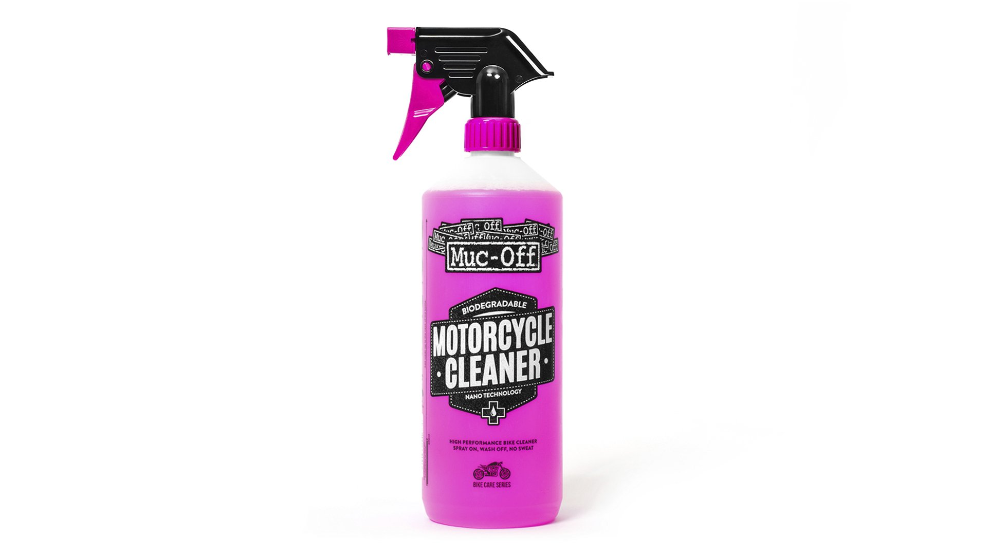 Muc Off 664US Pink Motorcycle Cleaner, 35.2 Fluid_Ounces by Muc Off