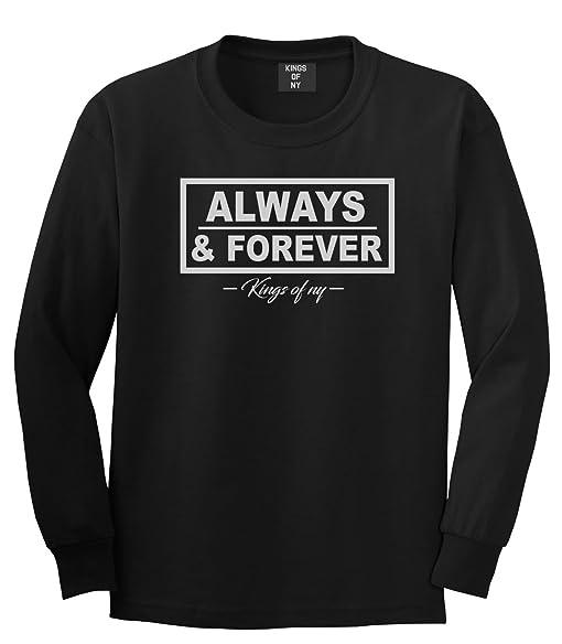 Sempre E Per Sempre A Maniche Lunghe T-shirt Ho8t6I4T