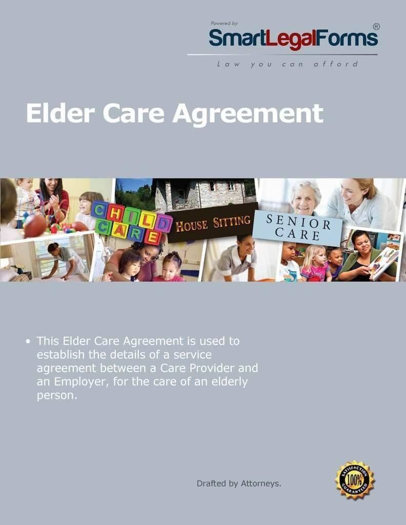 Amazon Elder Care Agreement Instant Access Software