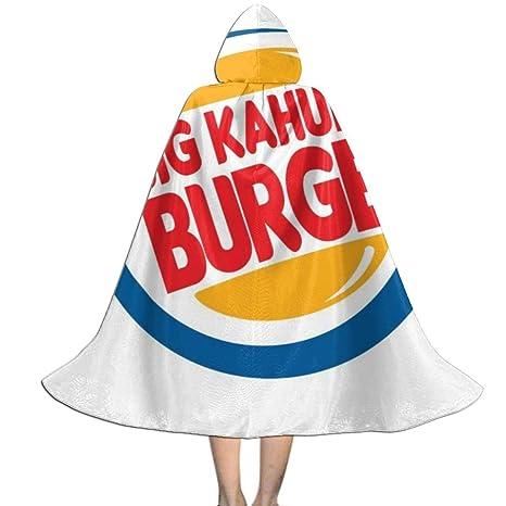 NUJSHF Pulp Fiction Big Kahuna Burger Capa con Capucha Unisex para ...