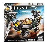 Mega Bloks Halo UNSC Attack Gausshog Building Set