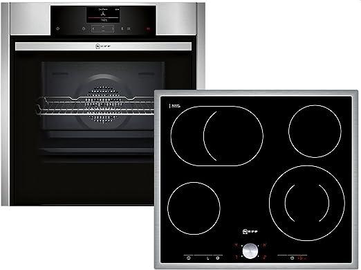Neff PyrSH 611 - Juego de cocina empotrado Pyrolyse: Amazon.es: Grandes electrodomésticos