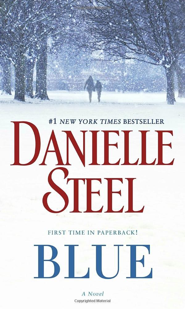 Blue Novel Danielle Steel product image